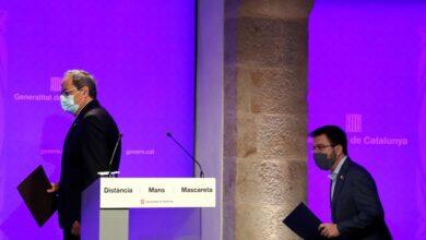 Torra consuma su desafío a la Justicia y aprueba por decreto ley el confinamiento en Lleida