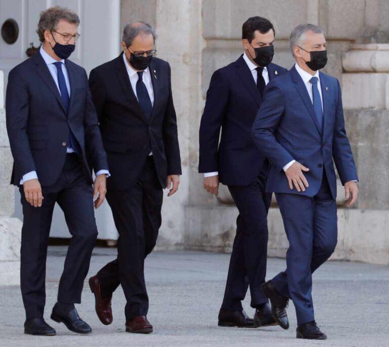 Conferencia de presidentes, el devaluado foro que sólo Urkullu rentabiliza