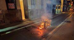 La batería de un patinete eléctrico explota y provoca un incendio en una casa de Alicante