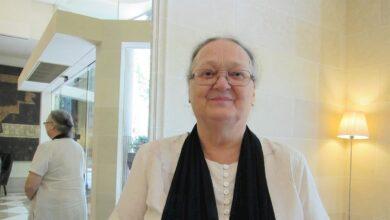 Anna Ferrer, hospitalizada por coronavirus en la India