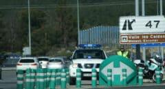 Muere un hombre de 38 años al volcar una furgoneta de reparto en Huéscar (Granada)