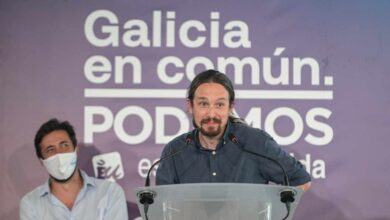 """Iglesias asume el fracaso de Podemos: """"Hemos sufrido una derrota sin paliativos"""""""
