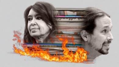 Guerra contra los medios críticos: el modelo kirchnerista que copia Podemos