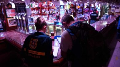 Levantan 46 actas en locales de ocio en Baleares por incumplir la normativa