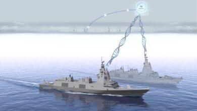 Buques digitales de la Armada atracan en Madrid