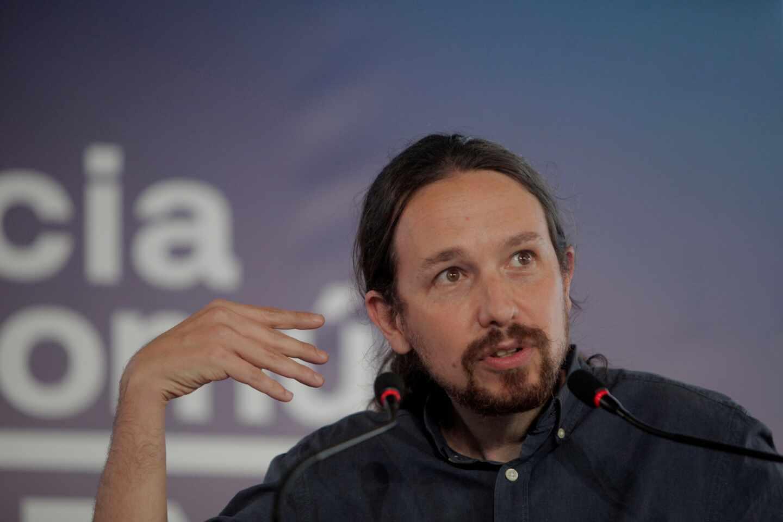 """Iglesias rompe su silencio: """"Defender la justicia social y la república tiene costes"""""""