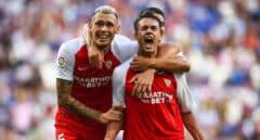 Un jugador del Sevilla, positivo en coronavirus a una semana de jugar la Europa League