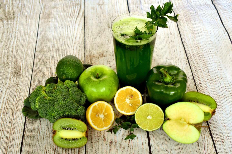 'Green smoothie'