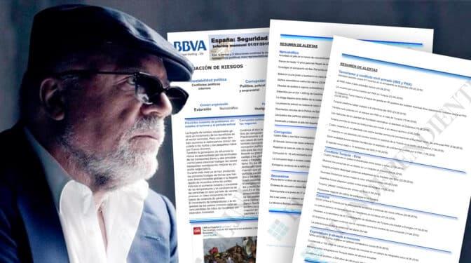 El juez imputa a otros cuatro policías por los informes de Villarejo para el BBVA