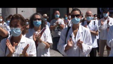 ¿Héroes o víctimas? 'Vocación' rinde tributo a los médicos fallecidos en Madrid