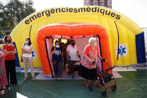 Sanidad registra 16.269 contagios desde el viernes en toda España