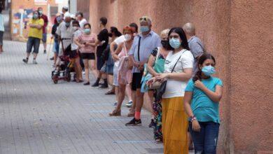 Cataluña registra un descenso de los contagios: 548 positivos en las últimas 24 horas