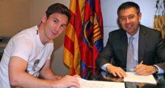 Del amigo Suárez al enemigo Bartomeu: quién es quién en la crisis de Messi y el Barcelona