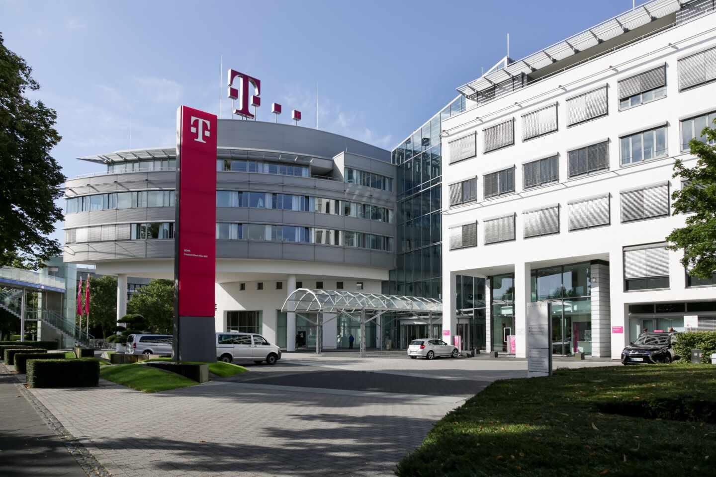 Sede de Deutsche Telekom.