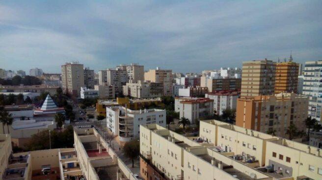 Viviendas en Cádiz.