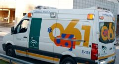 Hospitalizan a una mujer tras caer después de que le tiraran del bolso para robarle