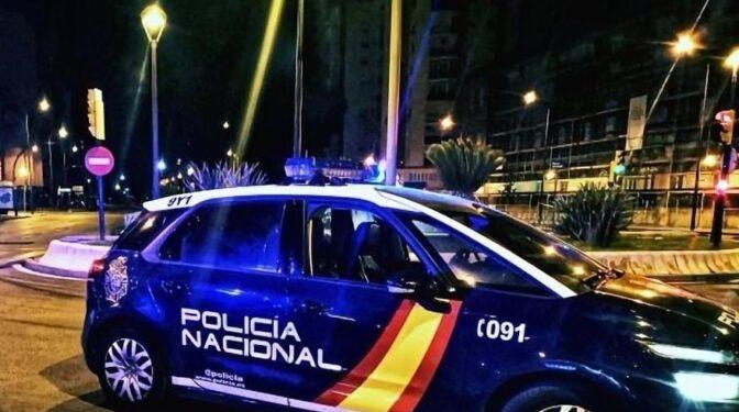 La Policía desaloja una fiesta ilegal en Linares con más de 700 personas