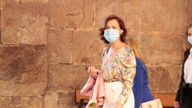 Carmen Calvo y el Mercadona como protocolo