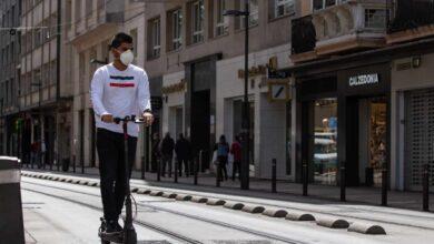 Más de cien accidentes de patinetes en 2020: 6 muertos y 109 heridos