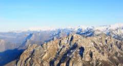 Fallece un hombre mientras hacía una ruta de montaña en Peña Mea (Asturias)