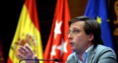 Almeida pide a los madrileños evitar los viajes en el puente