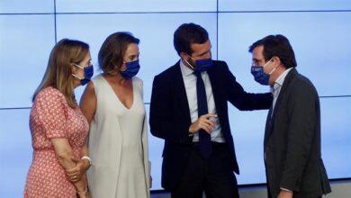 Casado exige unidad tras el cese de Álvarez de Toledo y aleja acuerdos con el Gobierno