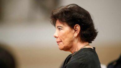 Celaá niega que hubiera bronca con Podemos en el Consejo de Ministros por la vuelta al cole