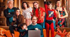 'Padre no hay más que uno 2' resucita la taquilla y logra la mejor apertura del año de una cinta española