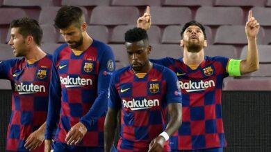 Un jugador del FC Barcelona da positivo por coronavirus