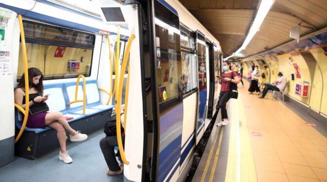 Prisión para el joven detenido por agredir a un sanitario en el Metro de Madrid