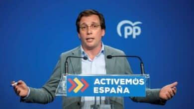 """Almeida: """"Iglesias está más cerca de la cárcel de lo que estará Ayuso en su vida"""""""