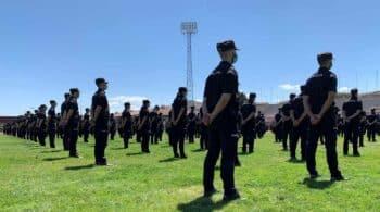 'Abrecarta', 'resetear', 'prepago'... Así criba la Policía a sus opositores en el test de ortografía