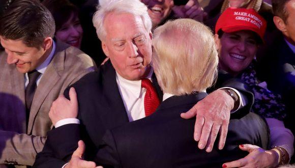 Robert Trump, hermano menor del presidente de EEUU, muere a los 71 años