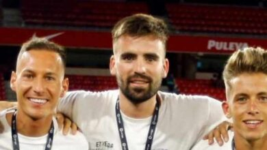 El PNV denuncia la salida del jugador del Granada que apoyó a los jóvenes de Alsasua