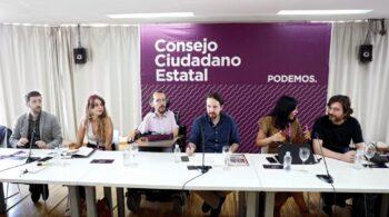 La Audiencia ordena reabrir la investigación a Podemos por su 'Caja de Solidaridad'
