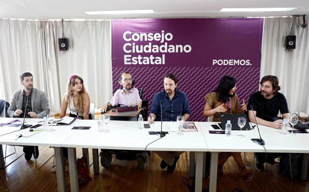 Quién es quién en la investigación de los gastos de campaña de Podemos