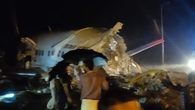 Un avión de Air India se estrella en Calcuta con 191 pasajeros