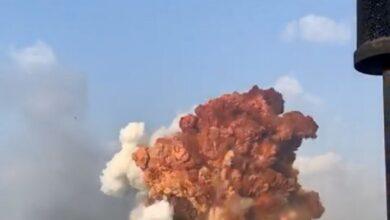 La explosión de Beirut, desde todos los ángulos