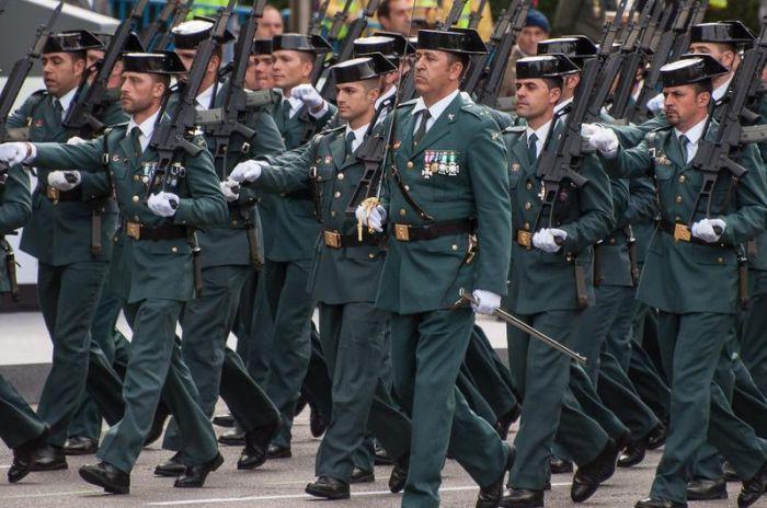 El BOE anuncia 2.154 plazas en la Guardia Civil
