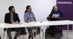 Iglesias protege a su círculo de confianza ante la investigación judicial al partido