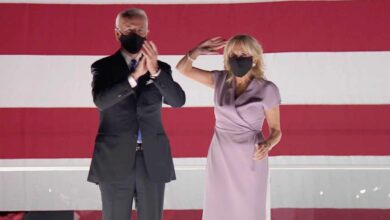 """Joe Biden promete a EEUU: """"Juntos superaremos este capítulo oscuro"""""""