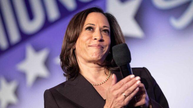 Kamala Harris aspirante vicepresidenta demócrata