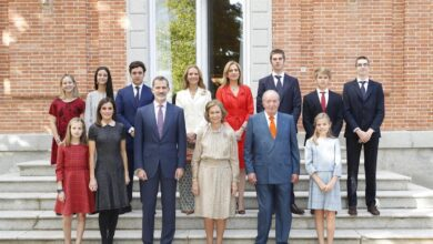 Retratos de una familia rota: ¿Qué están haciendo los parientes de Juan Carlos I?