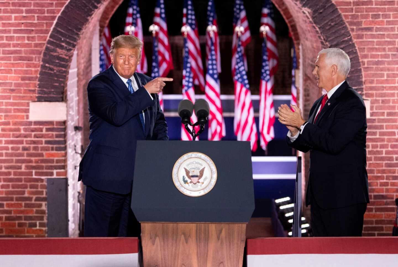 Mike Pence Convención Republicana