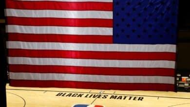 La NBA entra en la campaña electoral de Donald Trump y Joe Biden