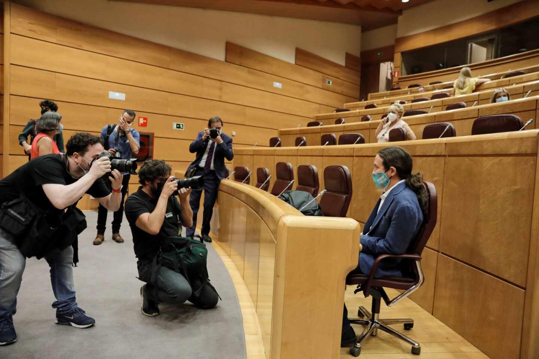 Pablo Iglesias bajo el síndrome Van Schouwen