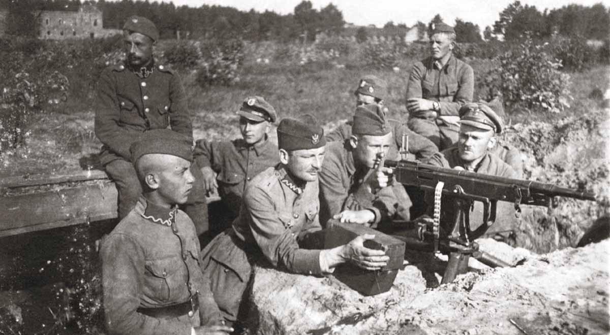 Polonia-Historia-Batalla de Varsovia