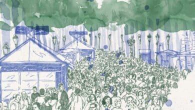 De Nueva York a Barcelona: las guías de viaje de los grandes escritores e ilustradores