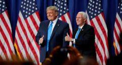 Trump Pence Convención Republicana