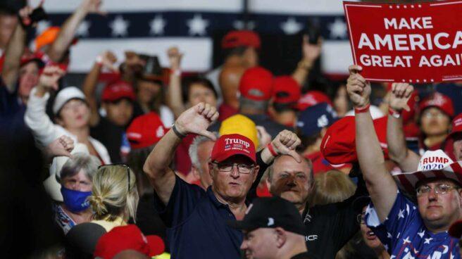Fans de Trump